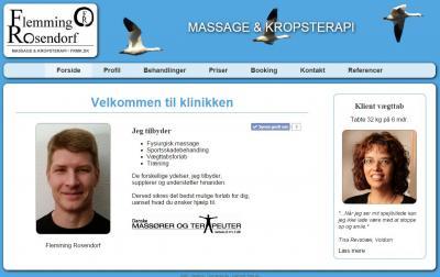 Flemming Rosendorf Massage og Kropsterapi