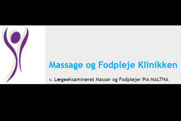 Massage & Fodpleje Klinikken