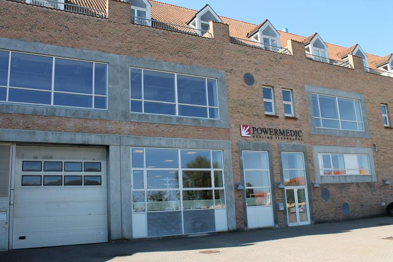 PowerMedic hovedkontor i Holbæk