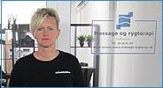 Massage & Rygterapi