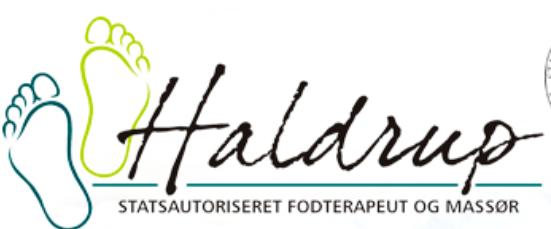 Haldrup Fodterapeut & Massør